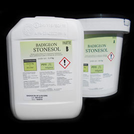 Badigeon Stonesol PDS Négoce