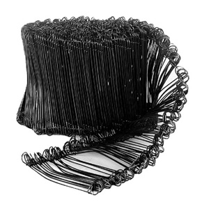 Liens métalliques à boucle